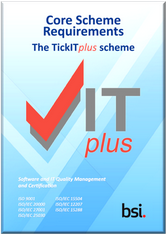 Picture of the Core Scheme Requirements front cover with a link to purchase it from BSI